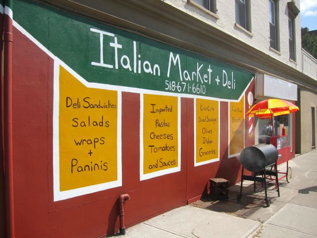 Italian Market & Deli - Columbia and Park St.