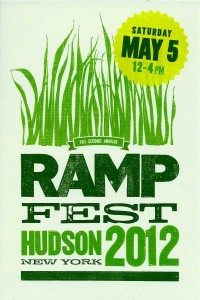 Ramp Fest Hudson NY may 5, 2012