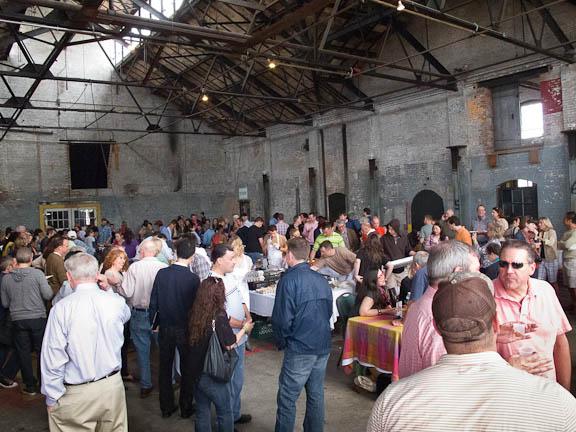 Ramp Fest Hudson NY Basilica