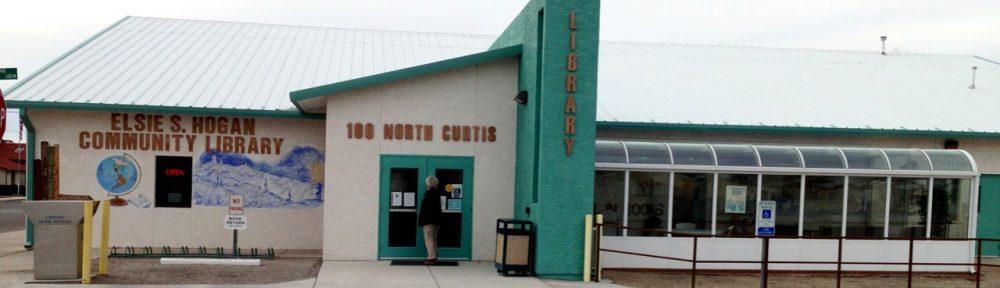 Wilcox Public Library, Wilcox AZ