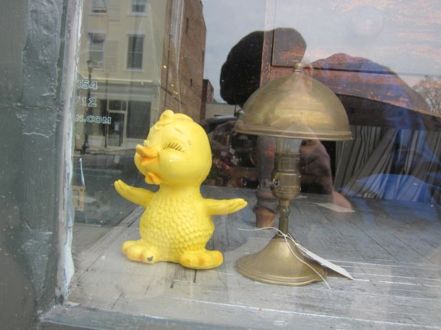 Squishy yellow guy