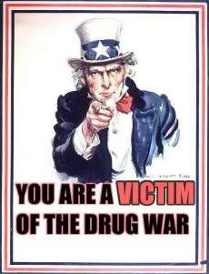 Uncle Same war-on-drugs