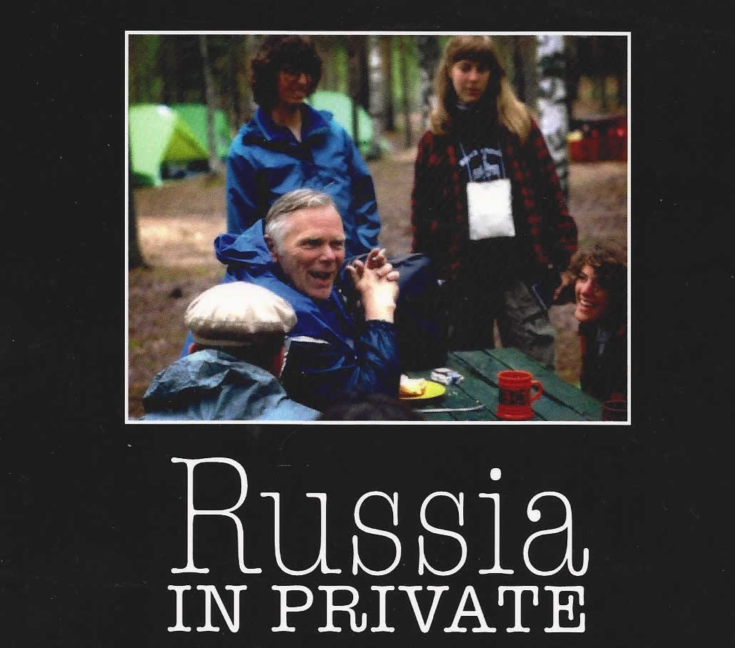 George Smalley in Yatzeck's Russia in Private